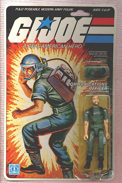 1982 Original release of Hasbro Breaker figure.