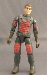 1982 Flash action figure