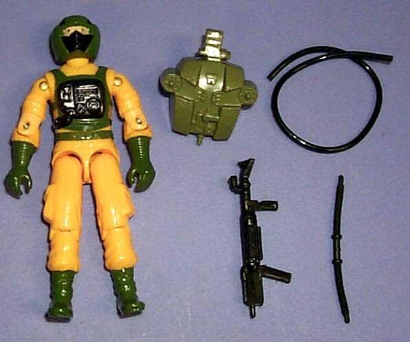 1985 Airtight Hasbro action figure