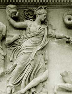 Nyx at the Temple of Zeus