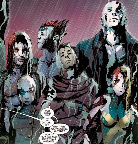 X-Men 2099: The Secret Life of Eva Bell