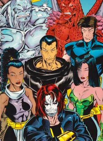 The future of Mutants, enter the X-Men 2099