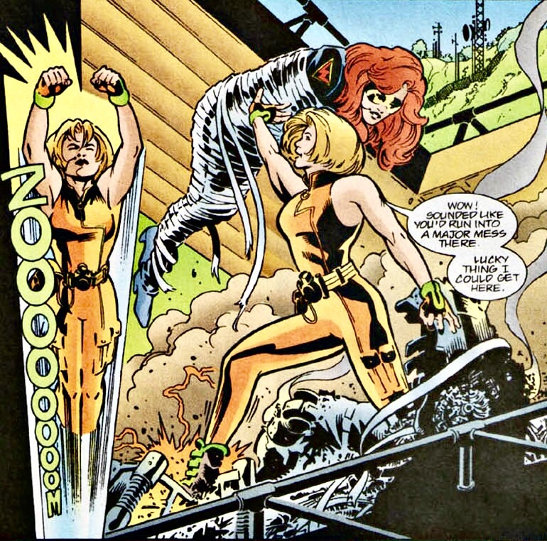Ultragirl, Powerhouse of Style