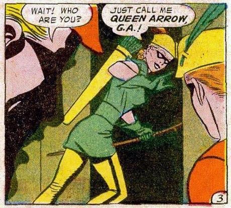 Diana Dare - Queen Arrow