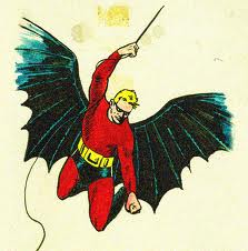 Bob Kane's original design.