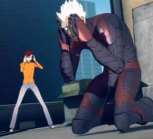 Jean vs Magneto