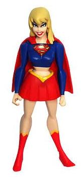 JLU Supergirl