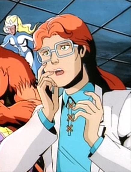 Heather Hudson in X-Men: TAS