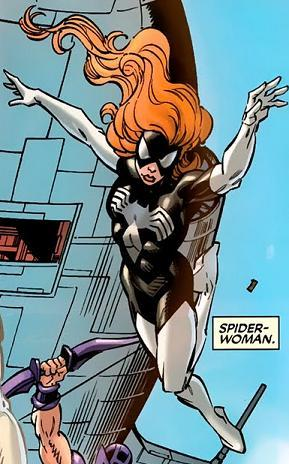 Spider-Woman in X-Men Forever