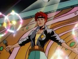 Dazzler in X-Men TAS