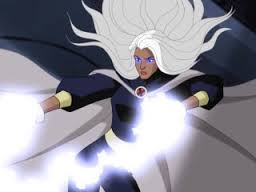 X-Men Evolution Storm