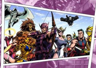 Mockingbird in Ultimate Marvel VS Capcom 3