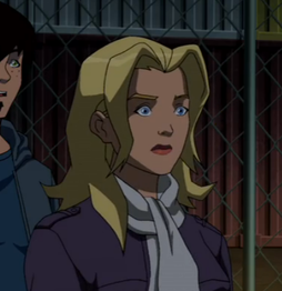 Stephanie in Young Justice: Invasion