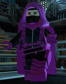 Spoiler in Lego Batman 3