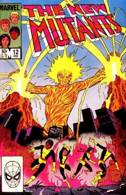 The New Mutants and Magma
