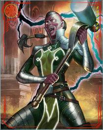 Marve: War of Heroes