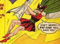 First Batgirl