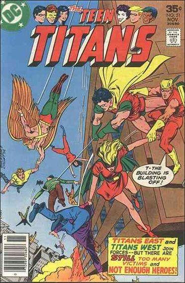 Bette in the Titans