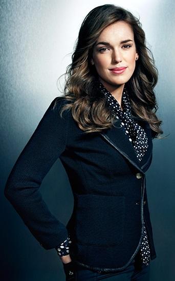 Jemma in Agents of Shield.