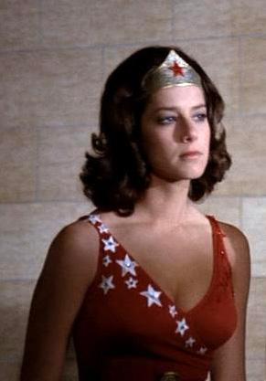 Debra Winger as Wonder Girl