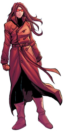 Becoming the new Madame Web