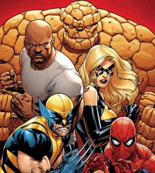 Luke Cage's Avengers