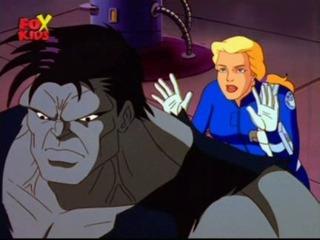 Betty in The Incredible Hulk