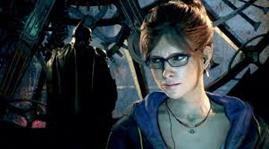 Oracle in Arkham Asylum