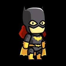 Batgirl in Scribblenauts Unmasked
