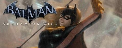 Batgirl in Batman: Arkham Origins.