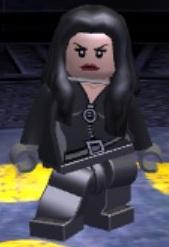 Talia in Lego Batman