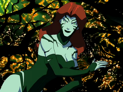 Poison Ivy in Young Justice