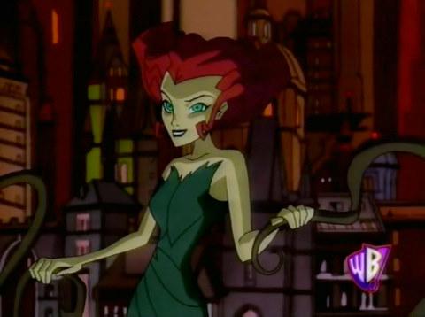 Poison Ivy in The Batman