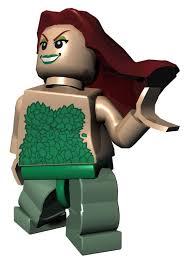 Poison Ivy in Lego Batman