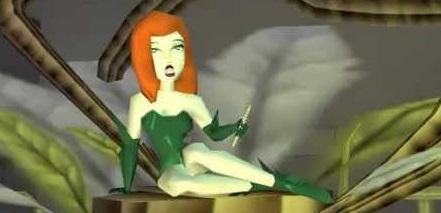 Poison Ivy in Batman Vengeance
