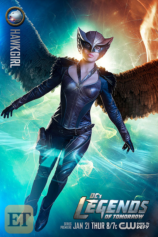 Hawkgirl in Legends of Tomorrow