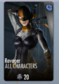 Ravagers in Injustice