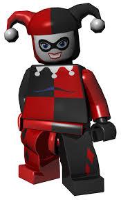 Harley in Lego Batman