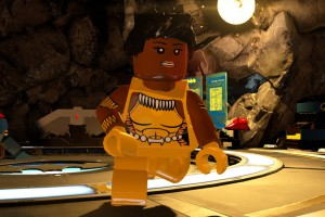 Vixen in Lego Batman 3