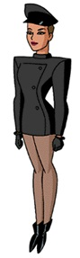 Mercy in the DCAU