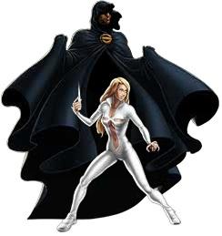 Dagger and Cloak in Avengers Alliance