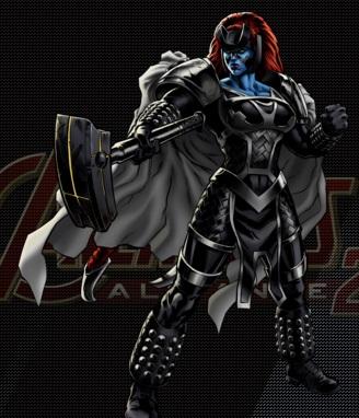 Tanalth in Marvel Avengers Alliance 2