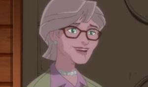 Martha Kent in Superman Unbound