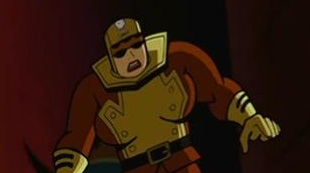 Stompa in Batman; The Brave and The Bold