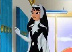 Dr. Light in DC Super Hero Girls