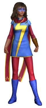 Kamala in Marvel Heroes