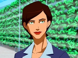 Sharon Vance in Young Justice