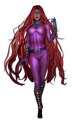 Medusa in Marvel Heroes