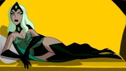 Emerald Empress in Justice League Unlimited