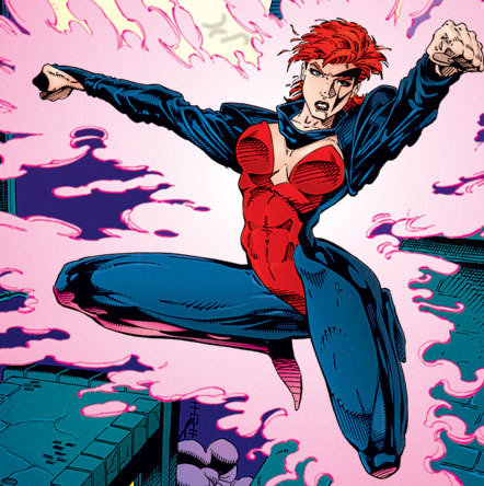 Jean Grey in Age of Apocalypse